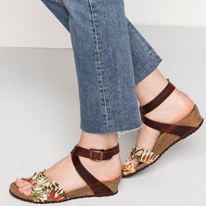Papillio Birkenstock Lola Birko-Flor Flower Sandal